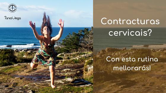 Alongamentos para aliviar contracturas cervicais