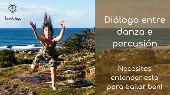 Diálogo entre danza e percusión
