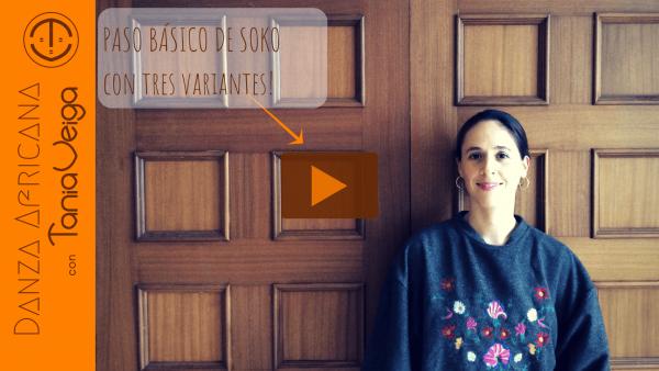 Aprende un movemento básico de Soko con Tania Veiga