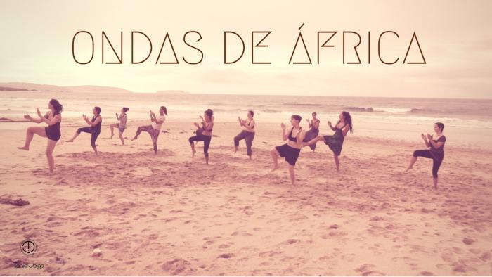Ondas de África, campamento de verán de Danza Malinké