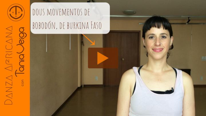 Adentrámonos na danza de Burkina Faso co ritmo Bobodón