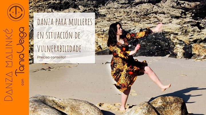 Danza para mulleres en situación de vulnerabilidade