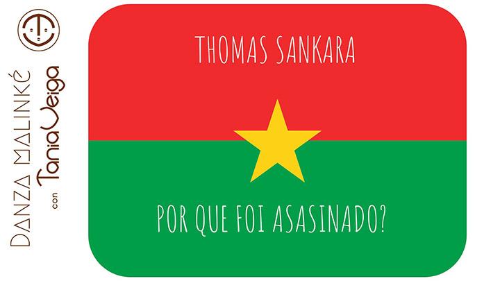 Thomas Sankara por que foi asasinado