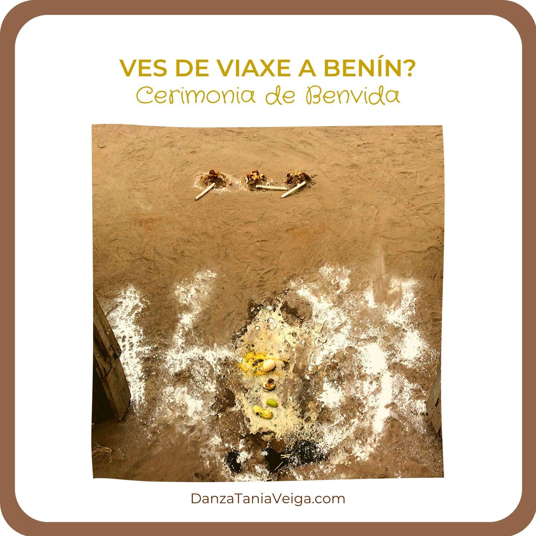 Ves de viaxe a Benín? Cerimonia de Benvida