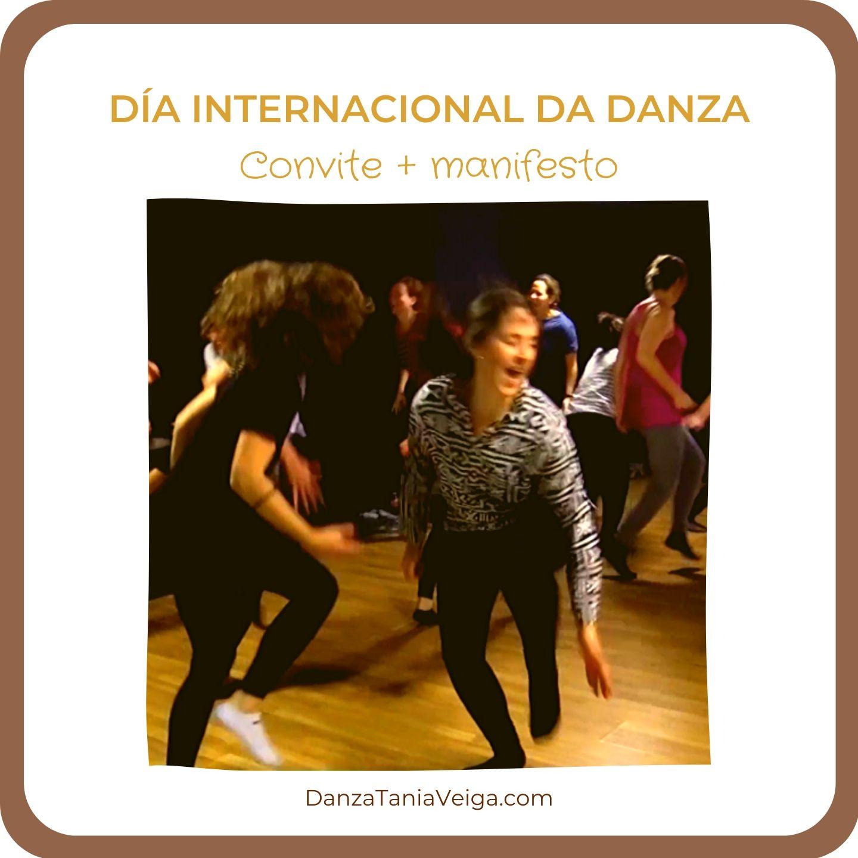 Manifesto Día da Danza 2020