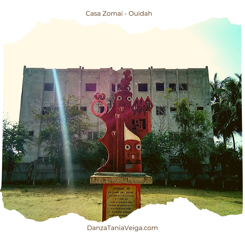 Case Zomai - Ouidah