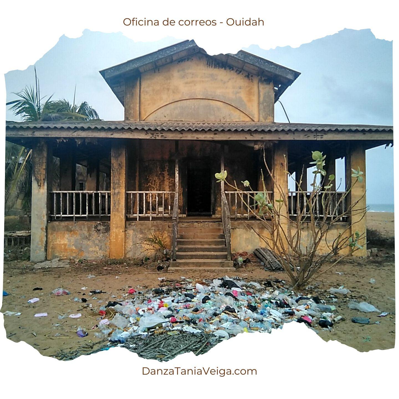 Antiga oficina de cuños - Ouidah