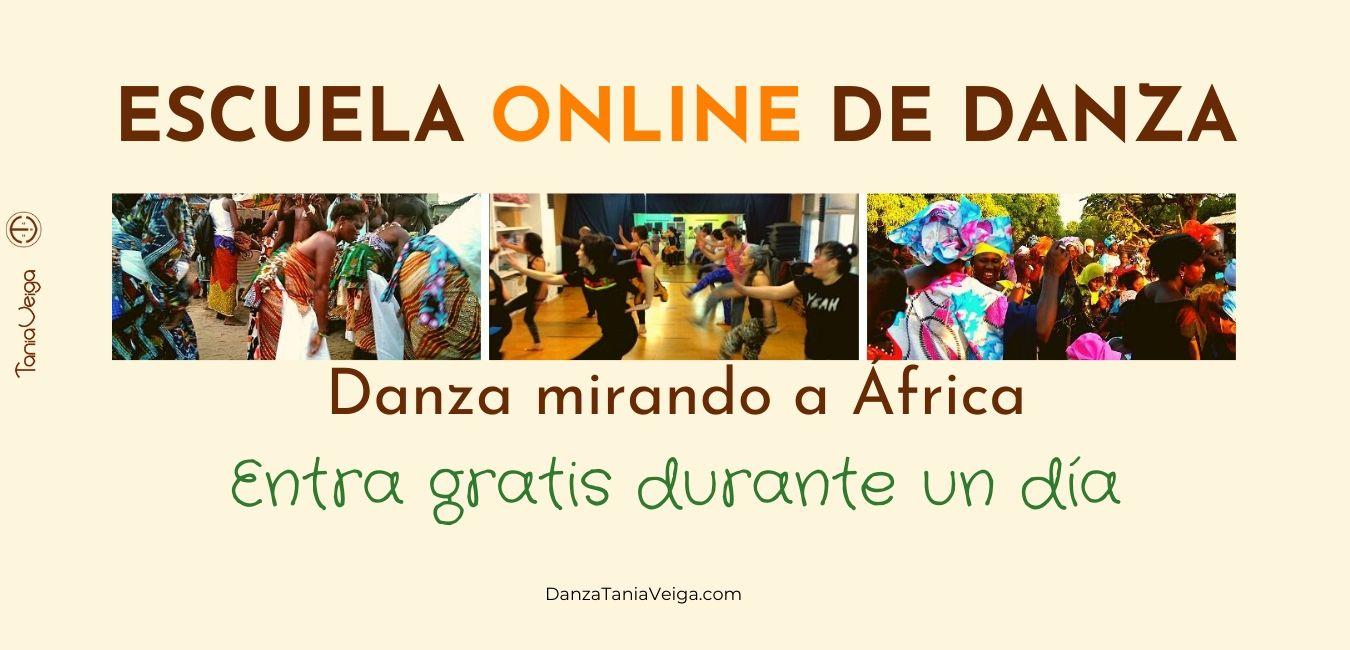 Prueba gratis Escuela Online de Danza