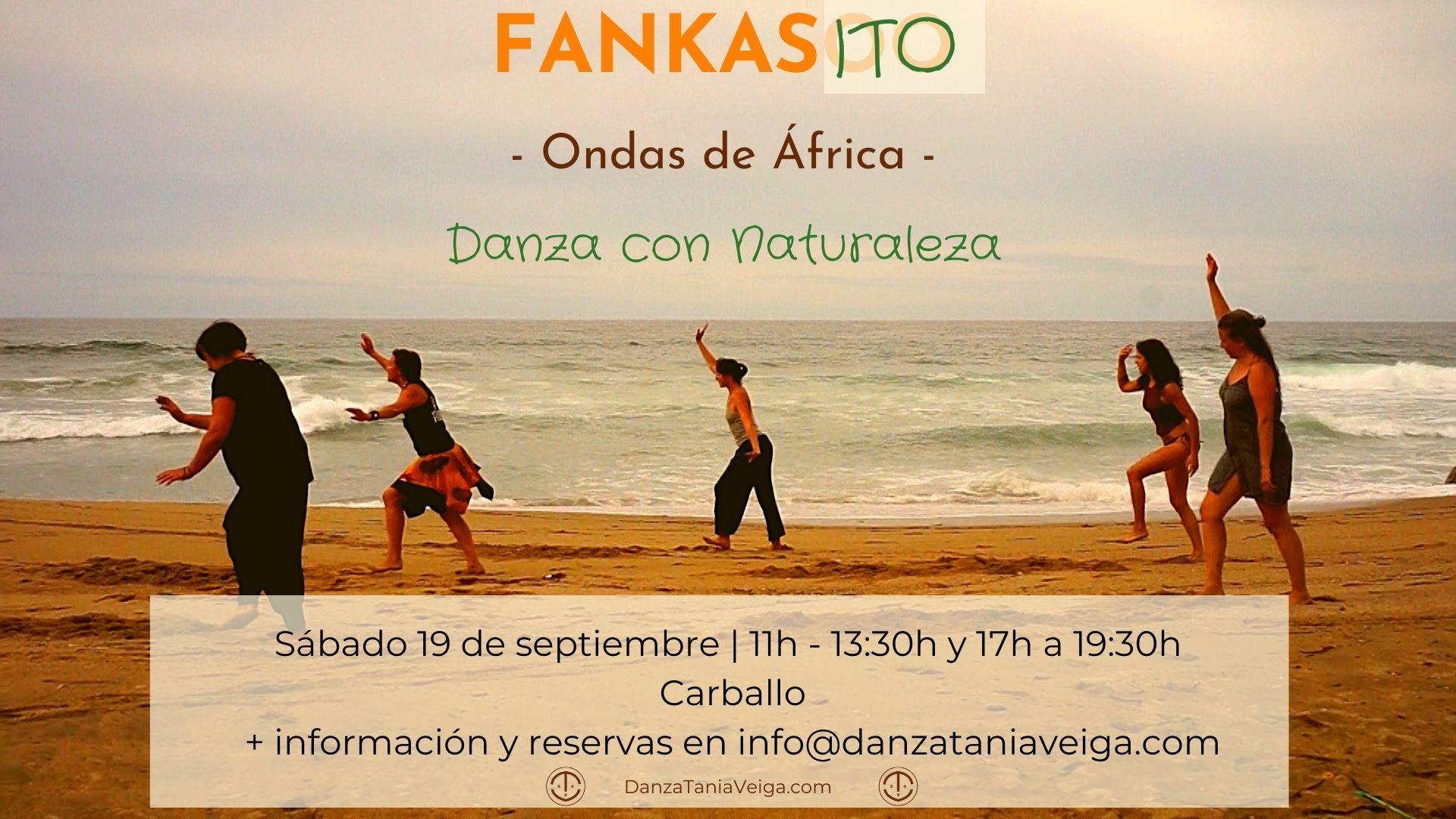 Fankasito - Danza con Naturaleza