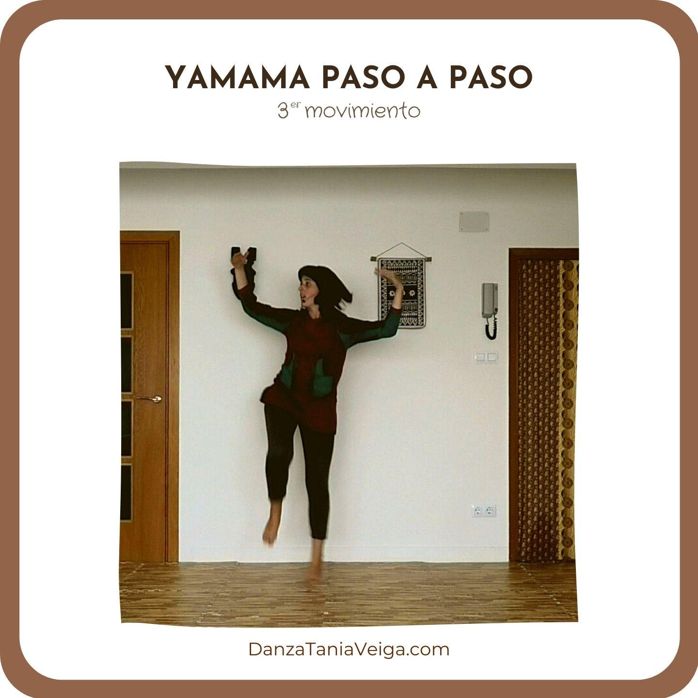 Yamama paso a paso movimiento 3