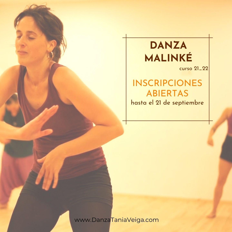Danza Malinké Inscripciones abiertas