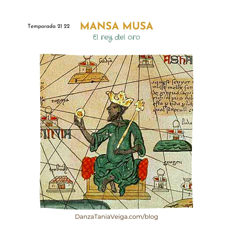 Mansa Musa, el rey del oro